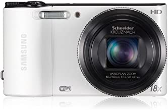 Samsung WB150F 14.2-megapixel Digital Camera - White