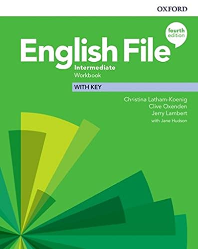 English File: Intermediate: Workbook with Key