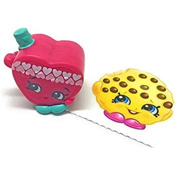 Shopkins Season 9 Wild Style #9-001 Candy Kis | Shopkin.Toys - Image 1