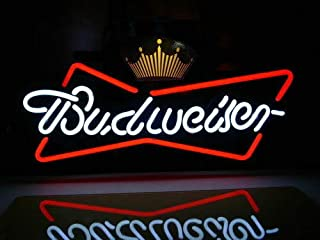 Best budweiser neon sign prices Reviews