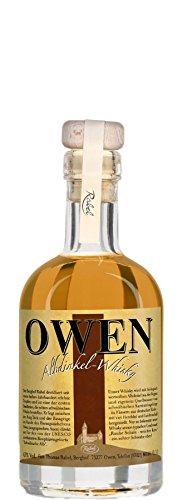 Schwäbischer Albdinkel-Whisky aus Owen - 0,1l