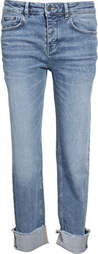 Drykorn Damen Jeans Free in Blau 28W / 34L