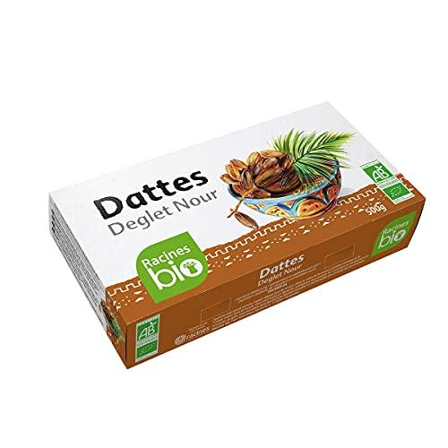 Racine Bio - Dattes - Deglet Nour - Biologique - 500 g