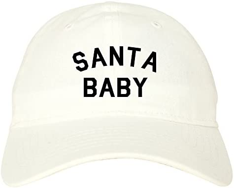 Zdsg Santa Merry Christmas Dad Hat Unisex Cotton Hat Adjustable Baseball Cap