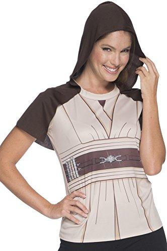 Rubie's Adult Star Wars Jedi Knight Rhinestone Costume T-shirt, Medium