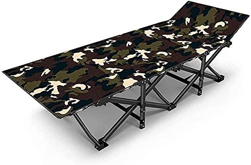 Cama Camping Plegable, Cama para Bebé, Tumbona Portátil, Silla De Sala De Oficina En El Hogar, Jardín Al Aire Libre Sunbed (Color : #2)