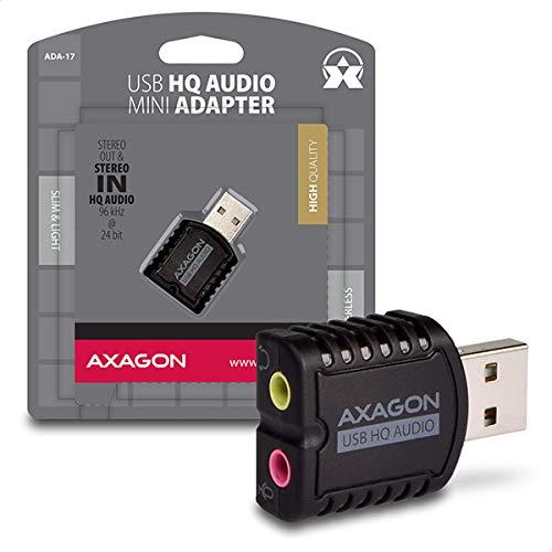 AXAGON ADA-17 USB - HQ Mini Audio