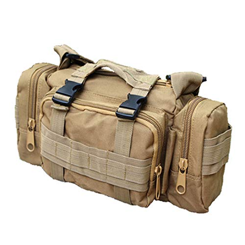 Outdoor Military Tactical Backpack Waist Pack Waist Bag Camping Hiking Pouch Chest Bag