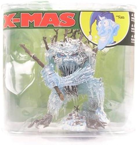 la calidad primero los consumidores primero McFarlane McFarlane McFarlane Monsters Serie 5 X-Mas - Jack Frost  mejor reputación