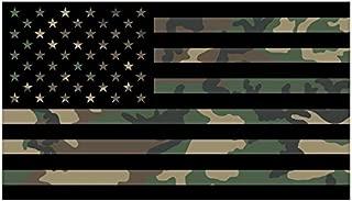 Best camo american flag sticker Reviews