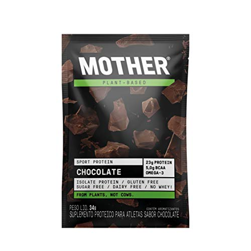 Sport Protein Chocolate Sachê 34g - MOTHER NUTRIENTS