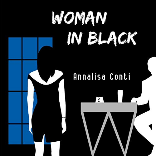 Woman in Black audiobook cover art