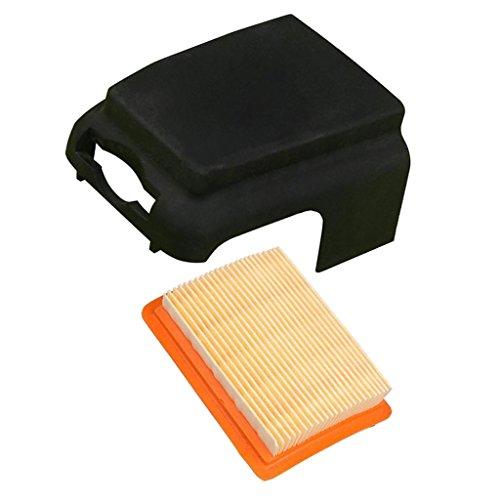 MagiDeal Filtre à Air de Rechange Couverture Kit Coupe-herbe Pour STIHL FS120