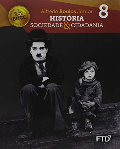 História, Sociedade & Cidadania - 8° ano