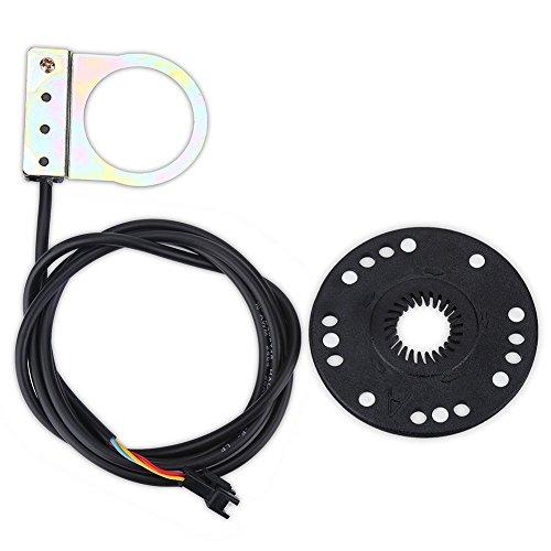 Alomejor Tretsensor für Elektrofahrrad / E-Bike, PAS-System mit 8 Magneten