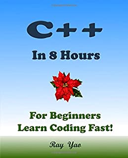 C++ In 8 Hours, For Beginners, Learn Coding Fast!