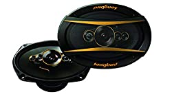 Songbird 6''x9'' Oval 700W Max 5 Way Gold Series Super BASS SB-B69-09 Coaxial Car Speaker,SABBY ELECTRONICS