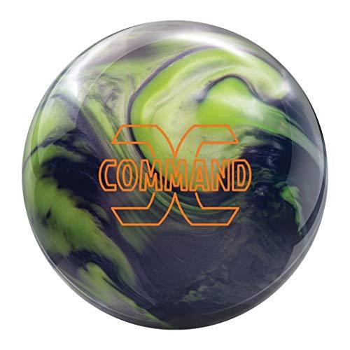 Columbia 300 Command Bowling Ball - Smoke/Yellow/Silver 13lbs