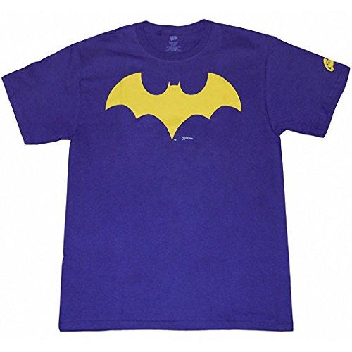DC Comics Batgirl Symbol T-Shirt-X-Large