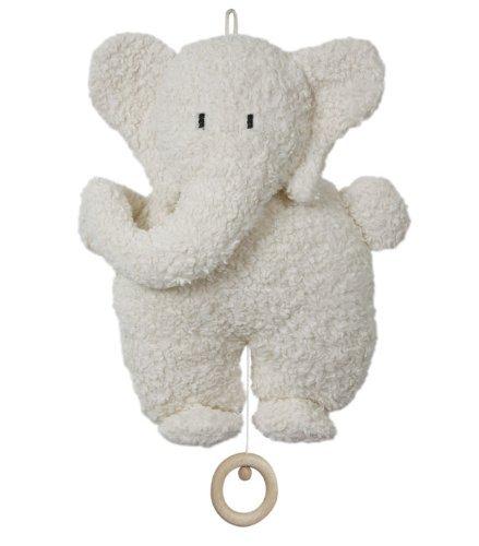 Efie, Spieluhr Elefant, Melodie LaLeLu