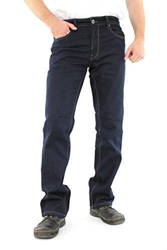 Oklahoma Jeans Blue Black/Schwarz Matrix R-140 Stretch (SBS-Black) W33/L30