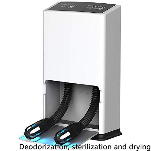Ozone Zapatos Secador Delux arranque Secadora, zapatos desodorante esterilización de los hogares de zapatos desodorante de zapatos de múltiples funciones de sincronización de...