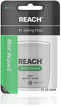 Reach Waxed Dental Floss Mint