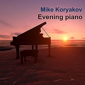 Evening Piano