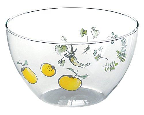 Vegetable やさい 耐熱ガラス 調理ボール 2.5L 39P078