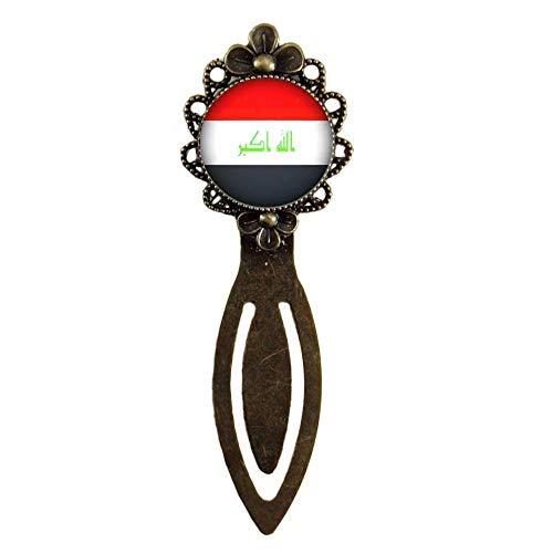 Xubu Bladwijzers voor het Lezen van Enthousiasten, Iraakse Vlag Bladwijzers,Nationale Vlag Bladwijzers