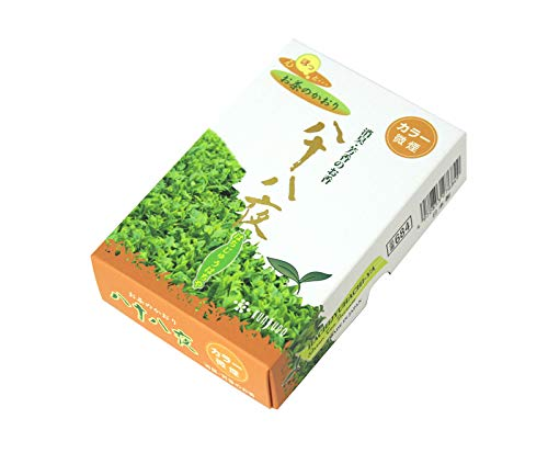 八十八夜ミニ カラー微煙お茶の香のお香/線香 家庭用線香 進物用線香 仏壇用線香