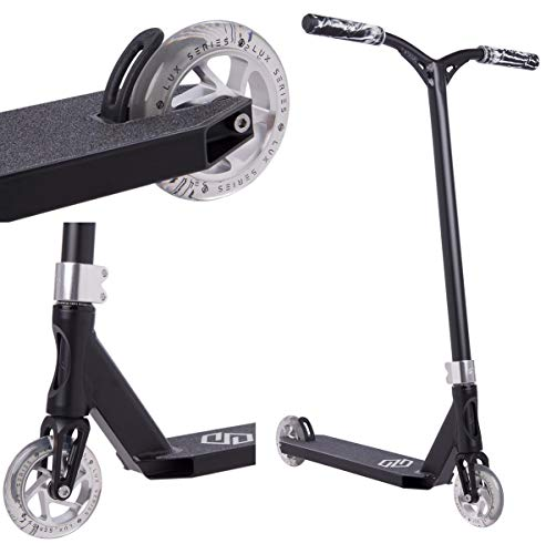 Striker Lux Scooter Freestyle   Silver Limited Edition