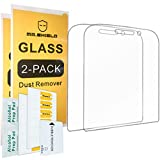 Mr.Shield [2-Pack] for BlackBerry Classic Q20 [Tempered Glass] Screen Protector with Lifetime Replacement