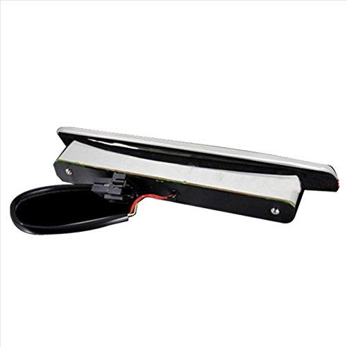 SPPC Smoke LED 3rd Brake Lights G2 For Dodge Ram- Cargo Tail Lamp