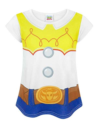 Disney Toy Story Jessie Costume Girl'S T-Shirt (5-6 Years)