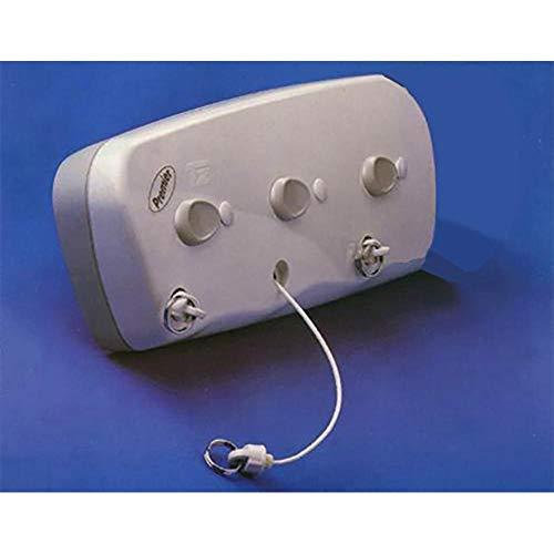 Cuncial M67642 - Tendedero automatico premier 3 cuerdas