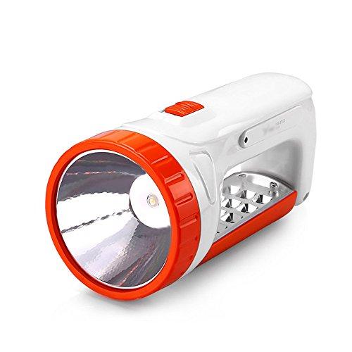 Flashlighx Tragbare LED Taschenlampe Licht Solar Wiederaufladbare Scheinwerfer Spotlight Lampe Laterne Schreibtischlampe Licht 2-Modes
