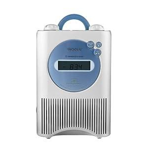 Amazon com: ONN CD Clock Radio with USB Device Charging