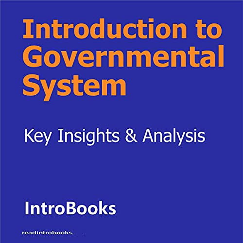Introduction to Governmental System cover art