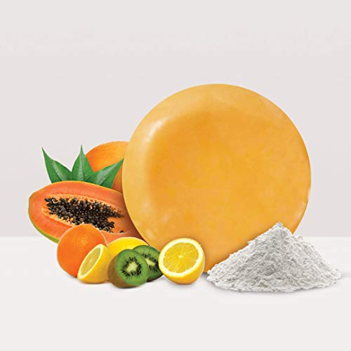 Thai Spa Papaya Soap Helps with Skin Brightening, Clear Acne and Cleanse Pores