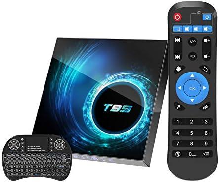 Android 10 0 TV Box T95 TV Box 4GB 32GB Allwinner H616 64bit Dual WiFi 2 4GHz 5GHz Bluetooth product image