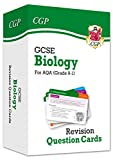 New 9-1 GCSE Biology AQA Revision Question Cards (CGP GCSE Biology 9-1 Revision)