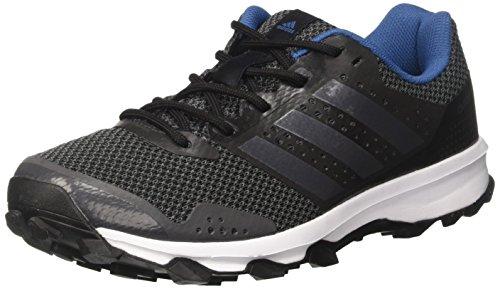 Adidas Duramo 7 Trail M, Zapatillas de Running para Hombre, Negro (utility black/utility black/core black), 40 2/3 EU (7 UK)