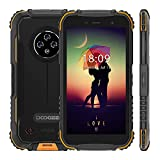 DOOGEE S35 Rugged Smartphone, Android 10 4350mAh Batteria, 2 GB+16 GB, IP68 Cellulare Robusto, 5.0 Pollici...