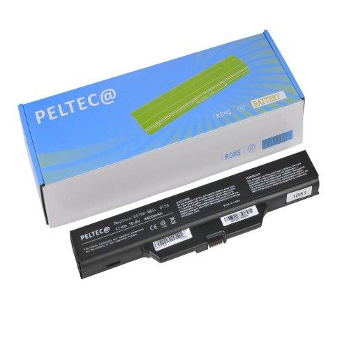 PELTEC Premium Notebook Laptop Akku fur HP Compaq 615 6720s 6730s 6735s 6820s 550 610 4400mAh