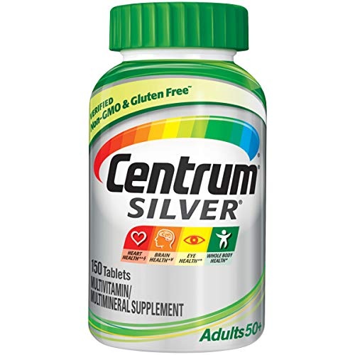 Centrum Silver Multivitamin for Adu…