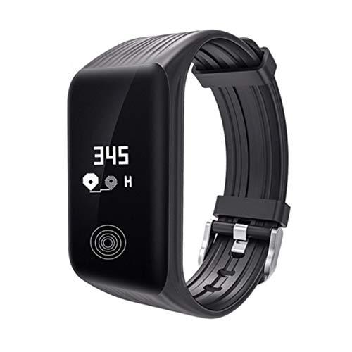 Tree-es-Life Pulsera Inteligente de Moda Reloj Inteligente al Aire Libre Reloj Inteligente K1 a Prueba de Agua Reloj de Pulsera de Ritmo cardíaco Ligero