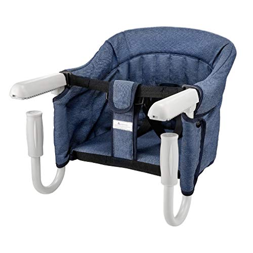 Sale!! BeMAX Fast Hook On Table Chair, Fast Table Chair for Baby or Toddler, Attach to Table Without...