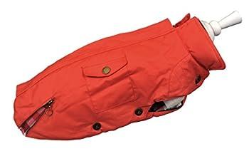 Wouapy Speedy Manteau Imperméable pour Chien Imper Rouge en Taille 36