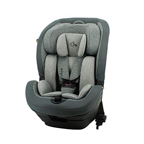 Silla de coche I-Size O9-76-150 cm - NADO x MIGO (gris)